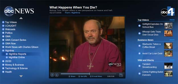 Bishop Wright on Nightline