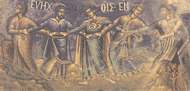 Byzantine Dance