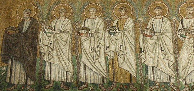 Gammadia at Ravenna