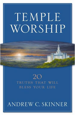 Cover of Temple Worship by Dr. Skinner