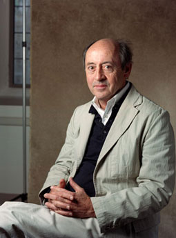 Billy Collins, two-term U.S. poet laureate