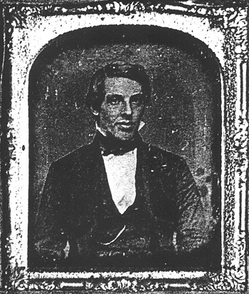 New Proposed Photocopy of Daguerreotype of Joseph Smith