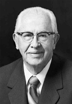 President Ezra Taft Benson (1899-1994)