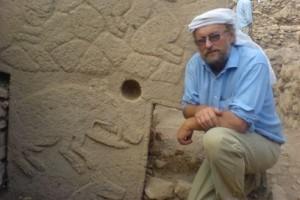 Klaus Schmidt, lead archaeologist on Göbekli Tepe.