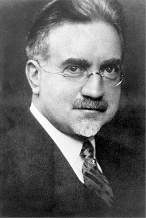 Elder John A. Widtsoe (1872-1952)