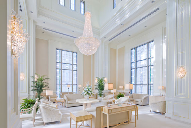 Celestial Room in Vancouver British Columbia Temple