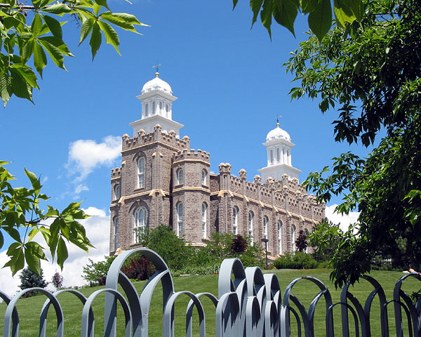 The Logan Utah Temple