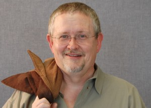 Orson Scott Card, 16 February 2008. Photo from Nihonjoe.