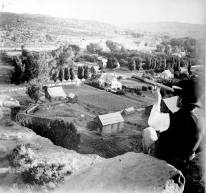Orderville Utah, circa 1890
